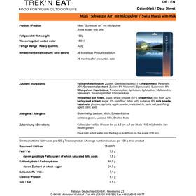 Trek'n Eat Tactical Day Ration Pack Outdoor voeding met basisprijs Typ 2 bruin